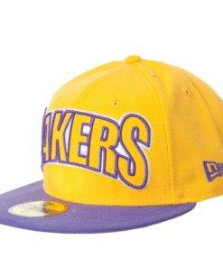 Čepice New Era 59FIFTY LA Lakers