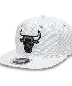 Čepice New Era 9FIFTY Chicago Bulls - REFLECTIVE WHITE