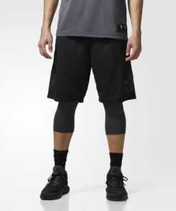 Kraťasy adidas DAME FDN 2IN1