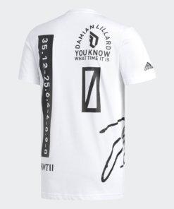 Tričko adidas DAME LOGO 2