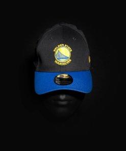 Čepice New Era 39THIRTY Golden State Warriors - TEAM Black