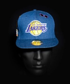Čepice NewEra 59FIFTY LAKERS DRAFT 2018
