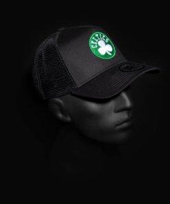 Čepice NewEra Trucker - Boston Celtics