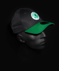 Čepice New Era 39THIRTY Boston Celtics - TEAM Black