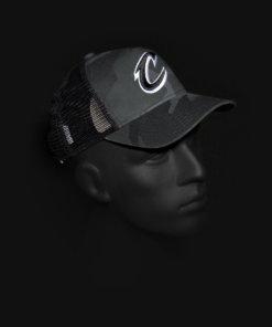 Čepice NewEra Trucker - Cleveland Cavaliers Camo