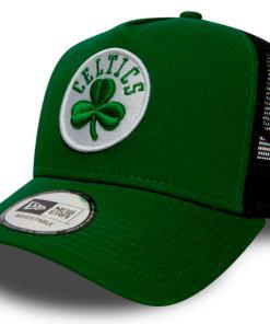 Čepice New Era NBA Boston Celtics Trucker