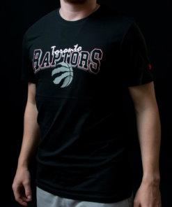 Tričko New Era NBA apparel Toronto Raptors