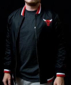 Bunda New Era NBA varsity Chicago Bulls