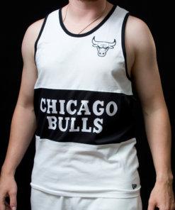 Tílko New Era NBA wordmark Chicago Bulls