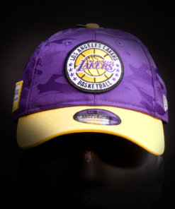 Čepice New Era 9FORTY LA Lakers colour - TIPOFF