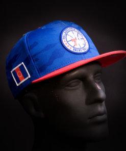 Čepice New Era 9FIFTY Philadelphia 76ers - TIPOFF CLR