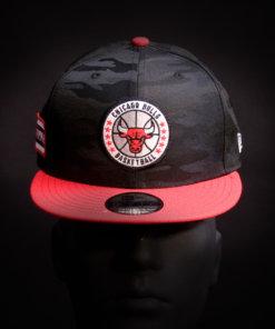 Čepice New Era 9FIFTY Chicago Bulls - TIPOFF HAR